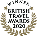Winner of Best Travel Deals Website - British Travel Awards