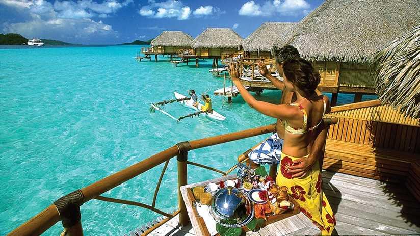 Exotic Beach Destinations Bora