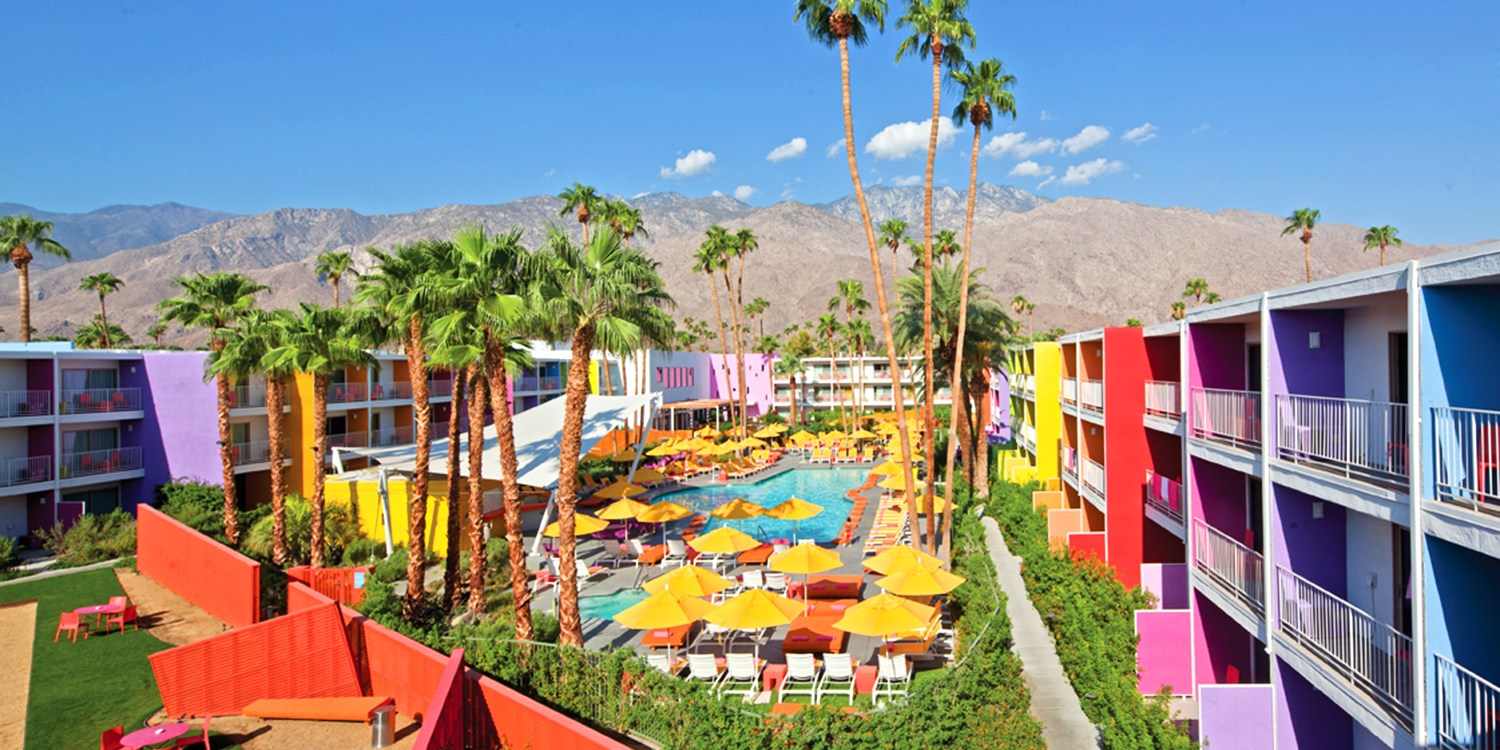 Palm Springs Hotels >> Palm Springs Best Resort Deals Of The Year Travelzoo