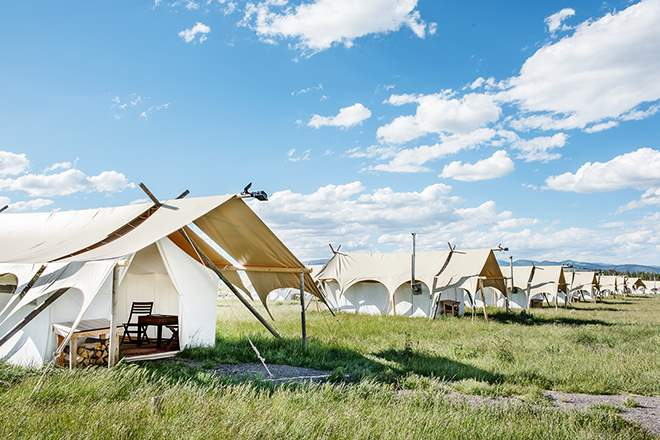 These Are the Most Over-the-Top Glamping Experiences in the