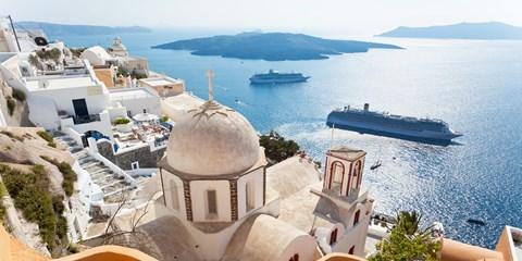 Wave Season Sale -- Europe Cruise Prices Drop