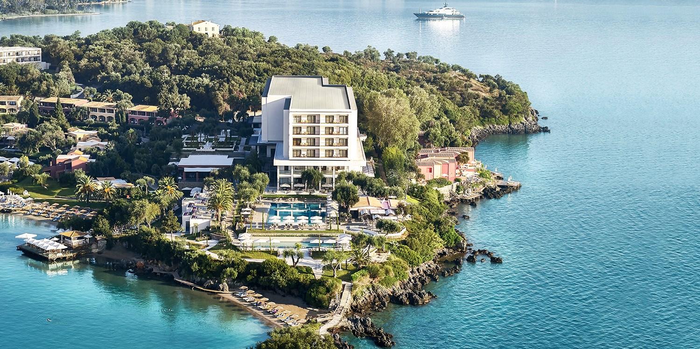 Luxushotel Korfu