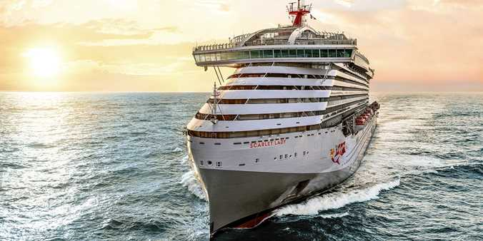 Virgin Voyages Adults-Only Cruises