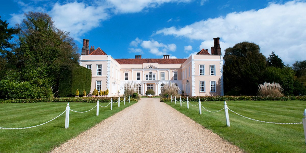 Massage & afternoon tea at 16th-century Suffolk manor