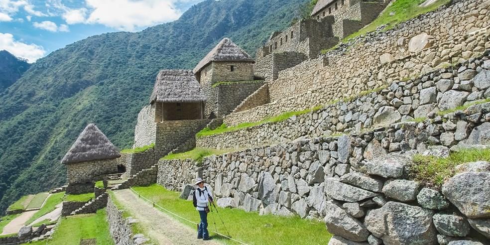 Night Escorted Peru Vacation WFlights Travelzoo - Peru vacation
