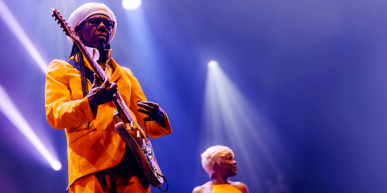 Nile Rodgers & CHIC or Madness concert in Northampton