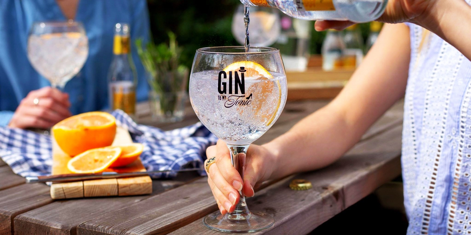 Entry to gin festival in Exeter, save 33%