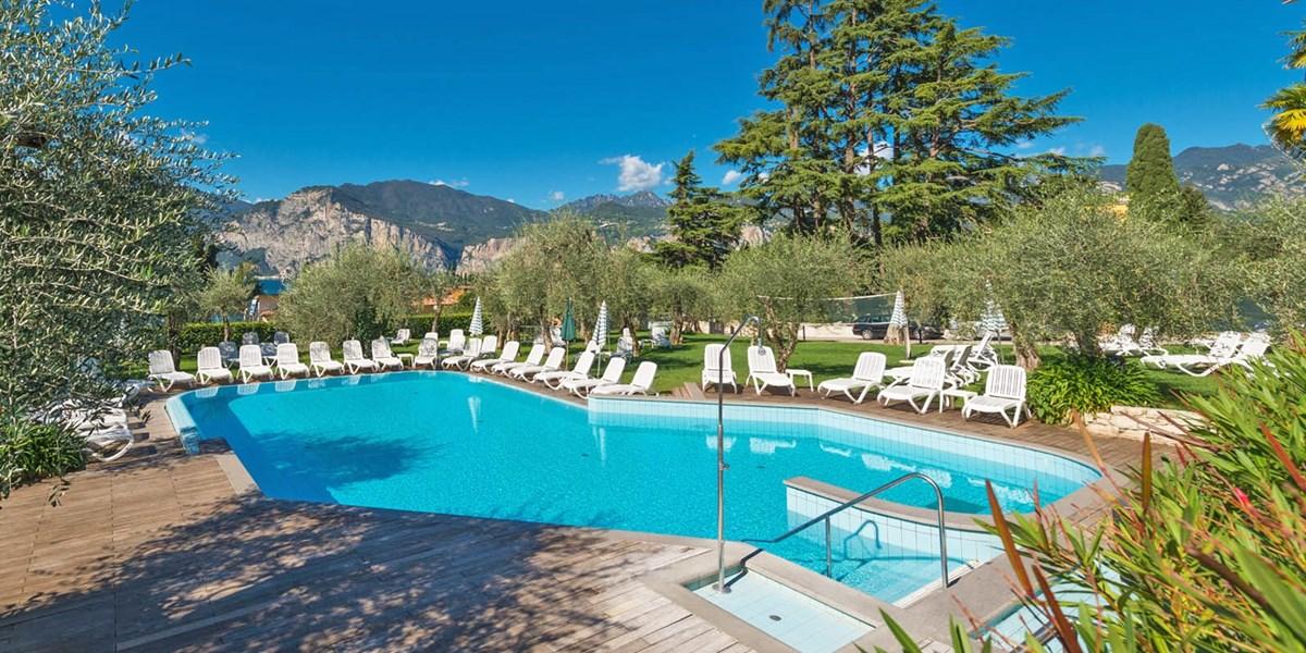 Nah am Wasser: 4*-Hotel am Gardasee, -33%