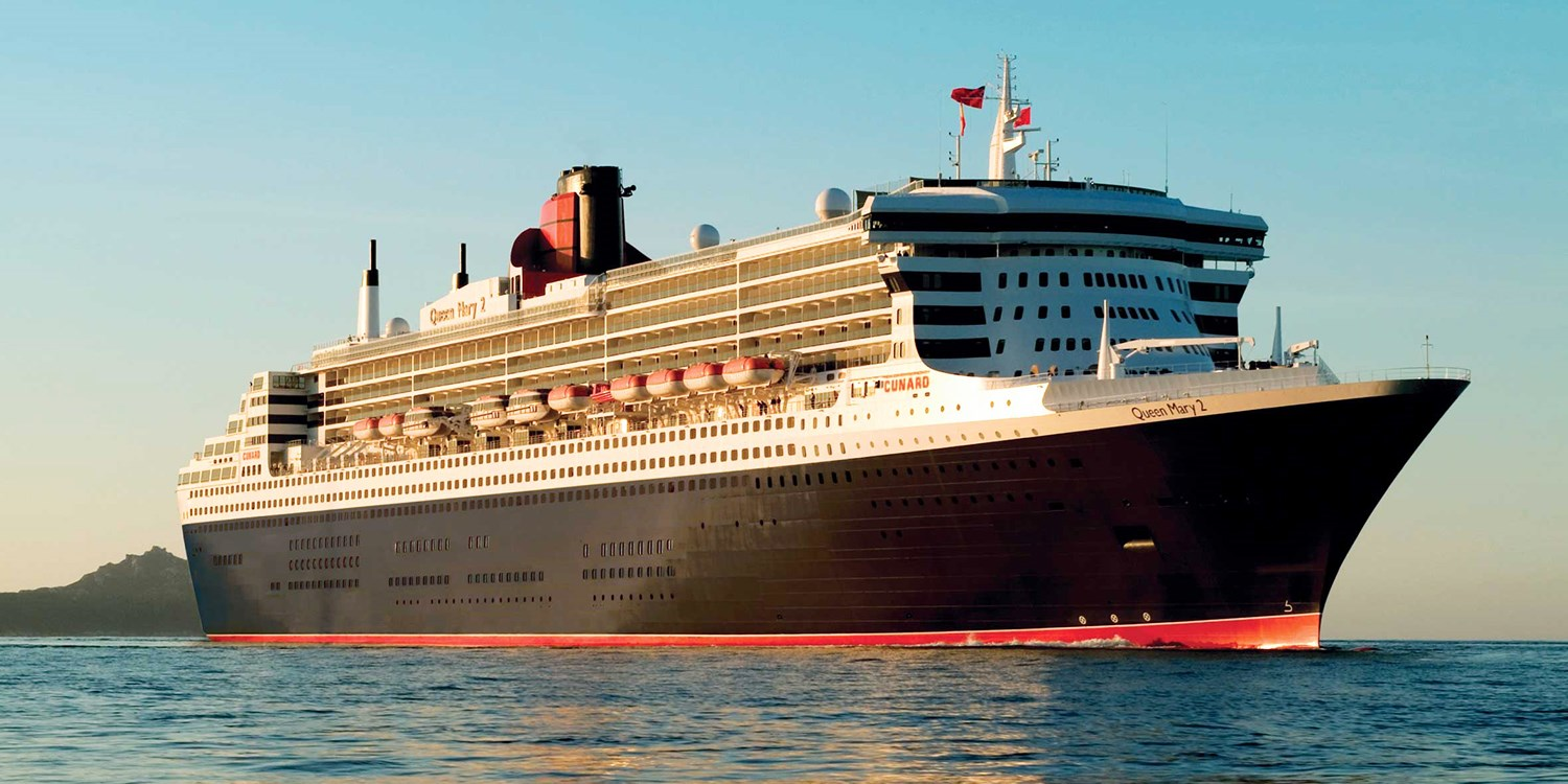 $734 -- 7-Night Transatlantic Cunard Cruise w/Credit