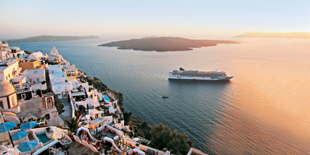 $1099 & up -- 10-Night Greek Isles Cruise w/Perks