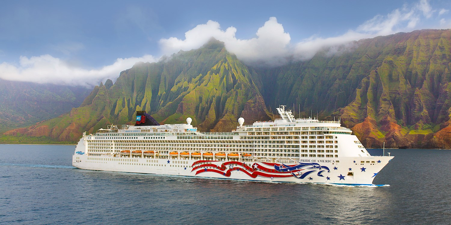 $799 & up -- Island-Hop on a 7-Night Hawaii Cruise w/Perks