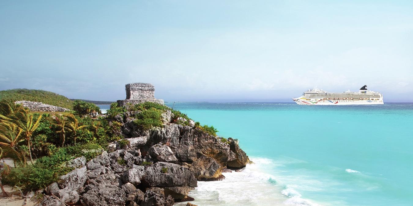 $643 & up -- 7-Night Bermuda Cruise From Boston in Fall