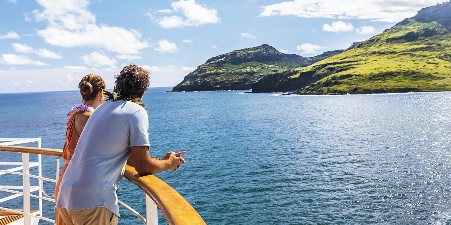 $1449 & up -- Cruise Hawaii with 2-for-1 Deposits, Fall Sailings