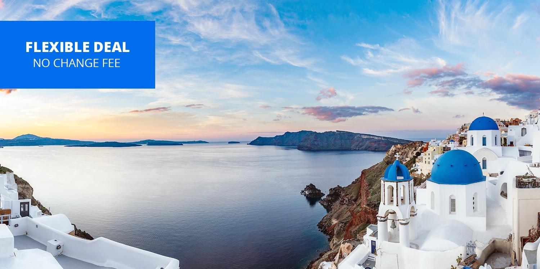 $1699 -- 12-Nt. Mediterranean Cruise aboard Holland incl. Santorini