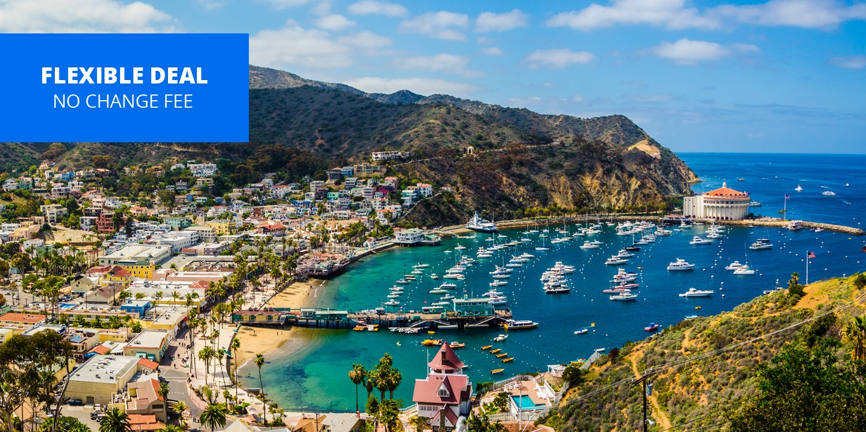 $499 -- California Coast 7-Night Cruise from San Diego: Sail in 2021