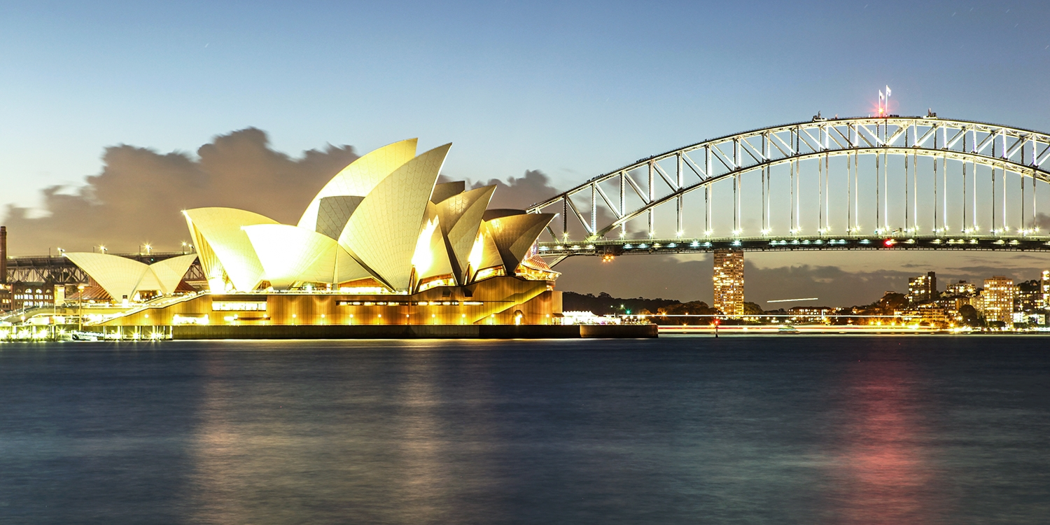$699 & up -- Australia & New Zealand: 2 Weeks with Holland America Line