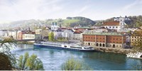 $1499 -- No. 1 Europe River Cruise Line at 50% Off