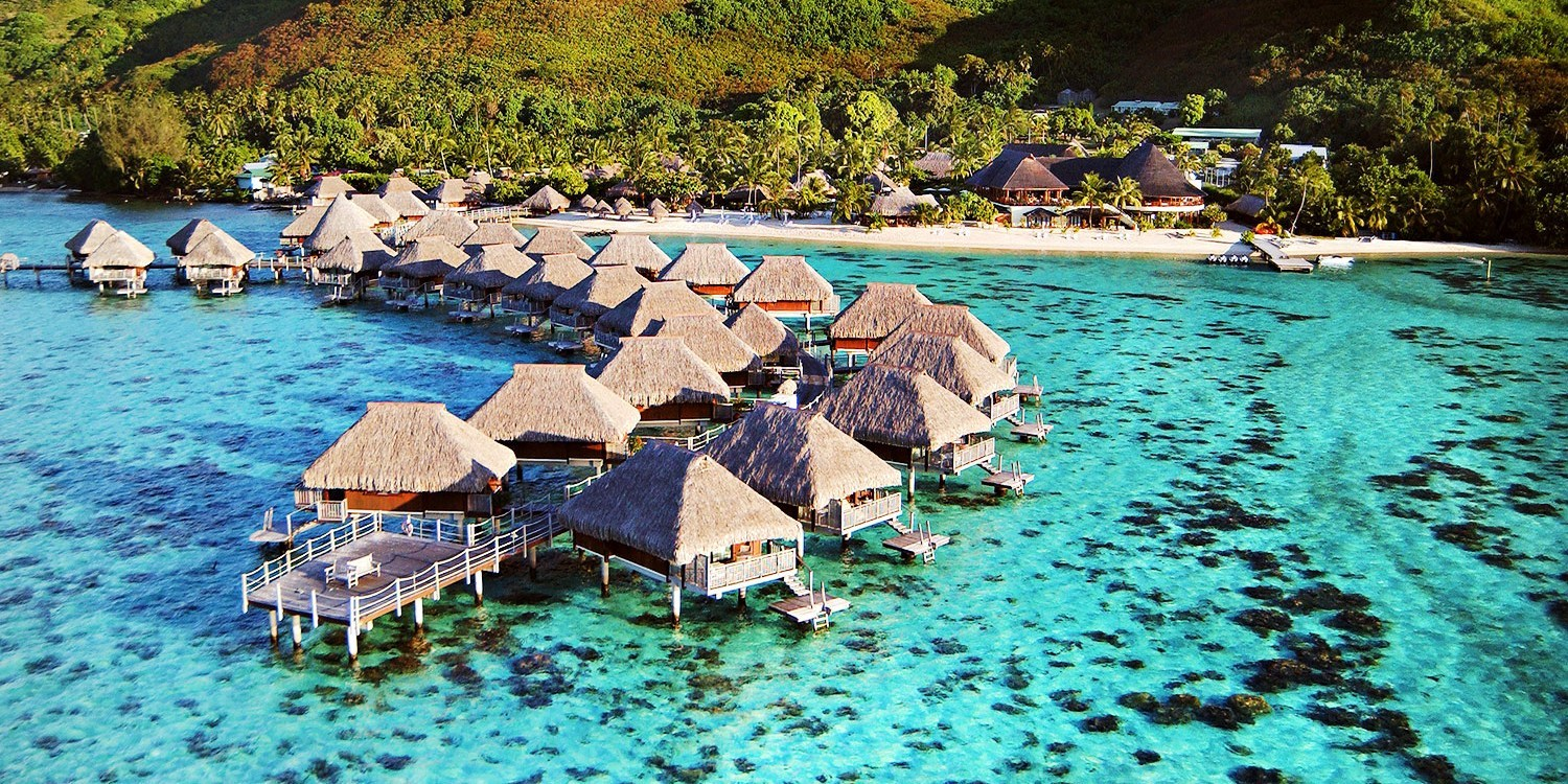 6 Overwater Bungalows That Are Actually