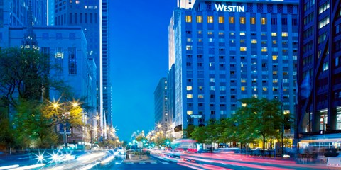 $99 -- Chicago: Michigan Avenue Westin incl. Stays into 2017
