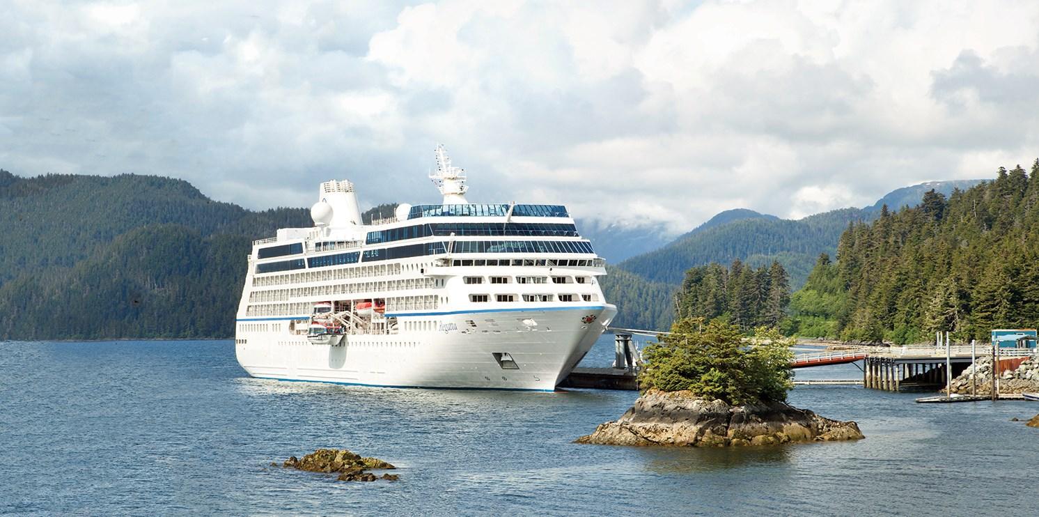 $1699 -- 7-Night Luxury Alaska Cruise, R/T Seattle