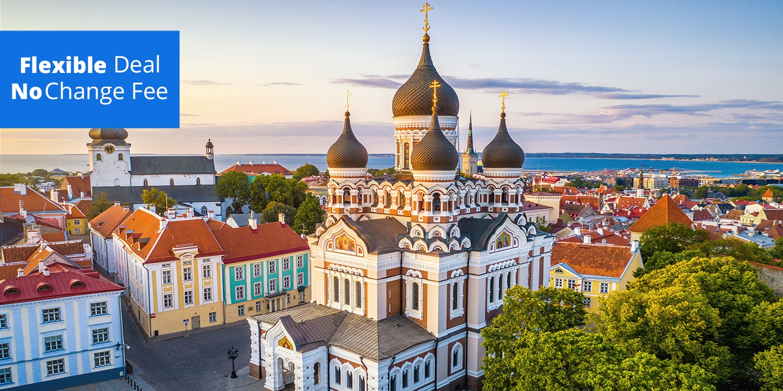 $1799 -- Baltics: 7-Night Luxury Voyage in Summer 2021