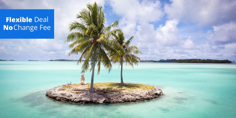 $2249 -- 2021: South Pacific 10-Night Luxury Cruise incl. Bora Bora