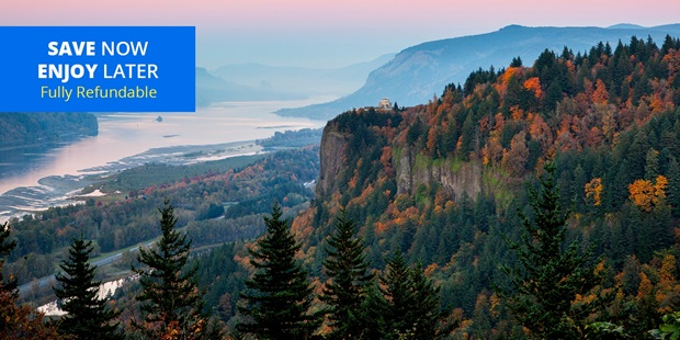 Oregon's landscape ranges from rugged coastline and thick evergreen forests to barren, fossil-strewn deserts, volcanoes and glaciers (Lonely Planet). Get to know the state's natural beauty with tours from Terran Travels.