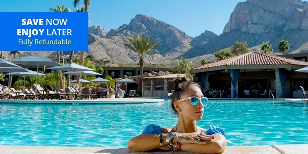 Treat yourself to a blissful retreat at the new SpaWell located at El Conquistador Tucson. Travelzoo members can escape to this desert oasis and save up to 30% on spa treatments.