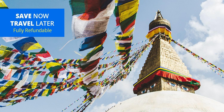 $1799 -- Best of the Himalayas: 8-Night Nepal & Bhutan Tour