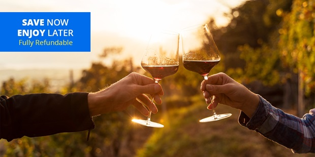 Sonoma Magazine lauds Battaglini Winery & Vineyard for its focus on producing high quality, intensely flavored wines. Travelzoo members save nearly 40% on a wine tasting for two.