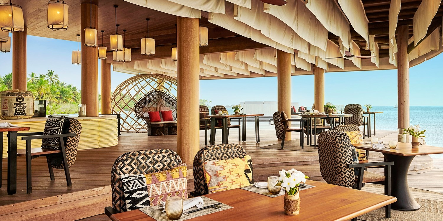 $4699 -- Fairmont Maldives: Glamping or Overwater Villa Stay