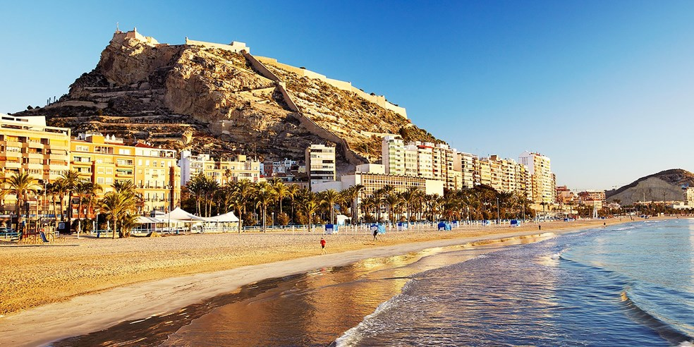 flights to alicante from liverpool