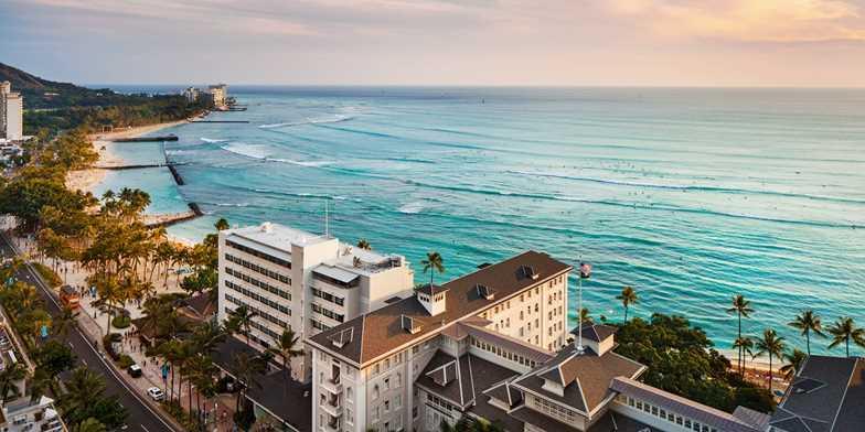 Hawaii Waikiki Stays Into Spring