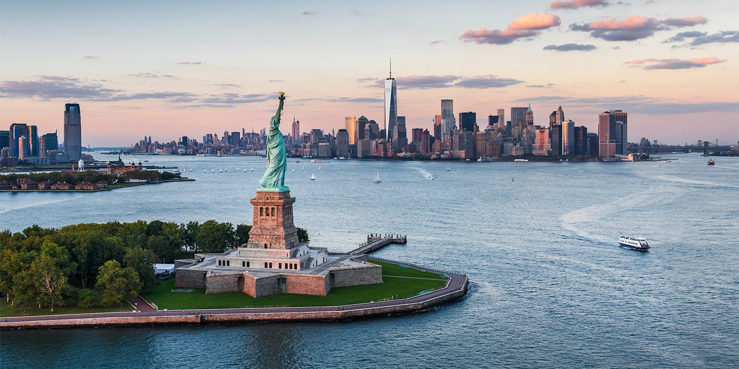 Affordable flights from Glasgow to New York/J.F. Kennedy