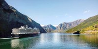 $1879 -- See the Fjords: Norway Summer Cruise w/Air from DC