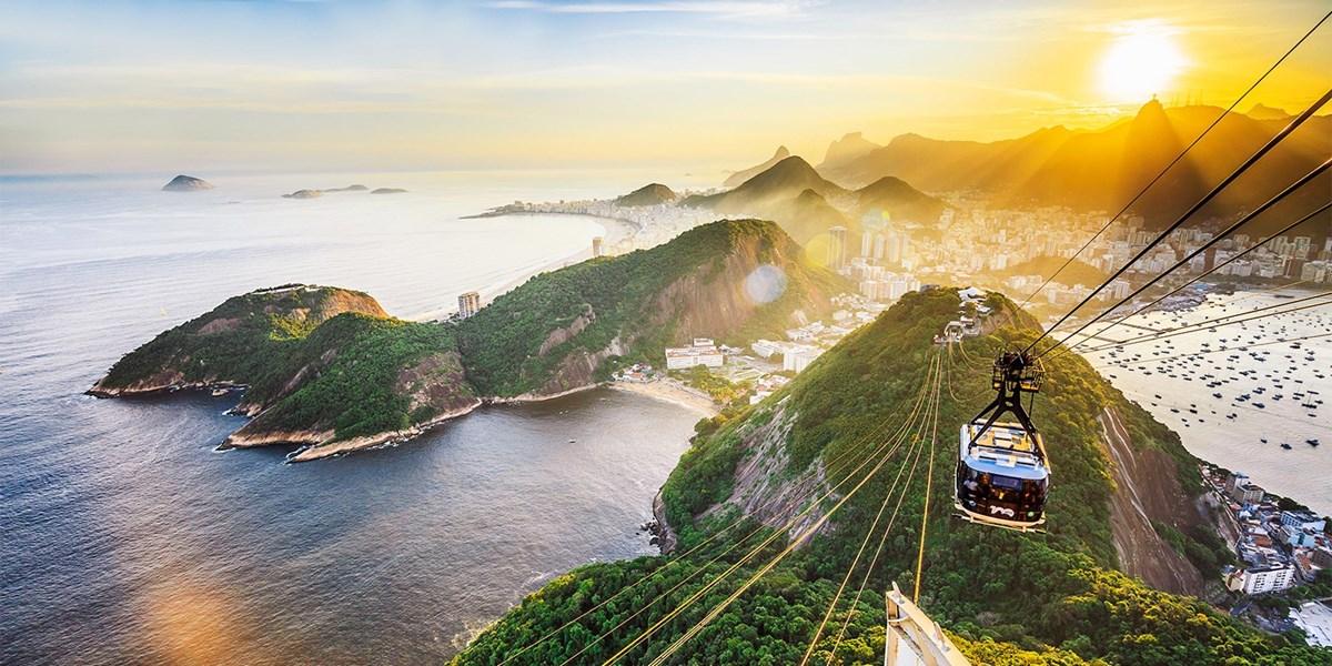 Fernflüge: Karibik, Südamerika & Afrika, -400 €
