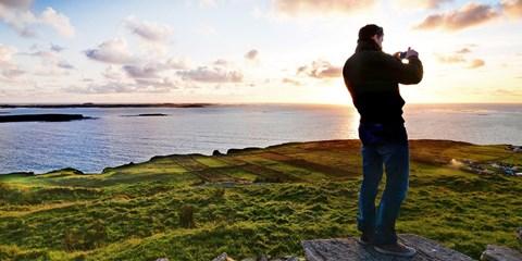 $999 -- Road Trip through Ireland in Fall, incl. Air & Car
