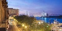 $135 -- Savannah in Spring: Riverfront Hotel through June