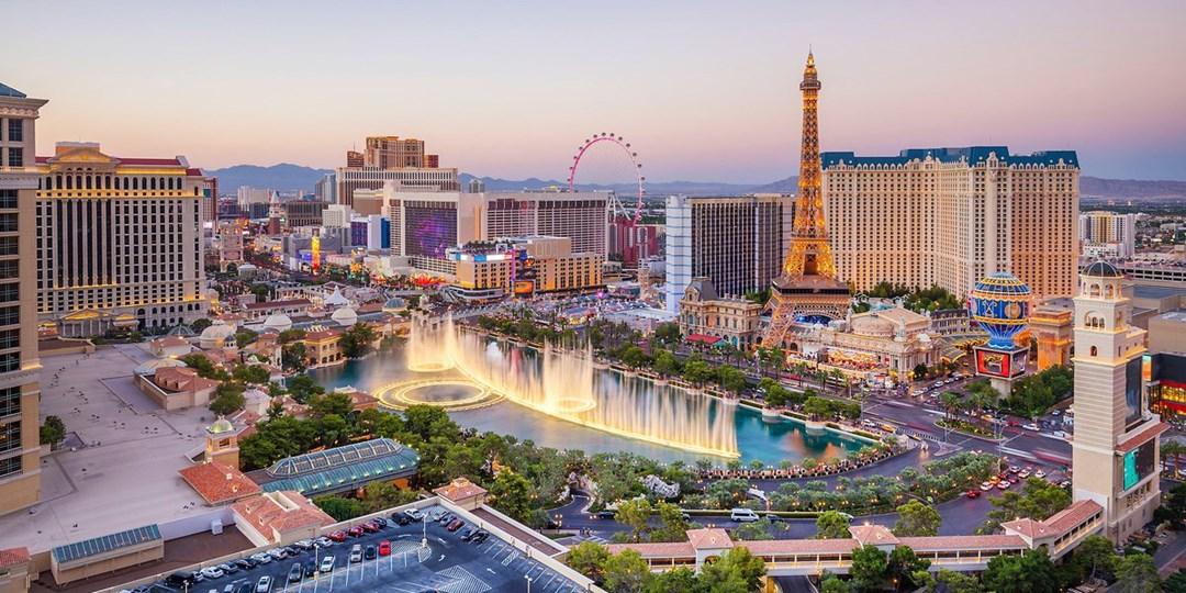 Temperatur Las Vegas Dezember