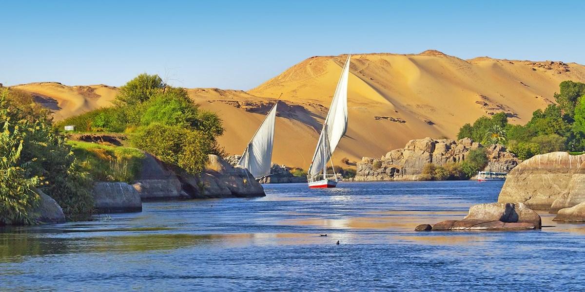 2 Wochen Ägypten: 5*-Hotel & Nilkreuzfahrt, -56%