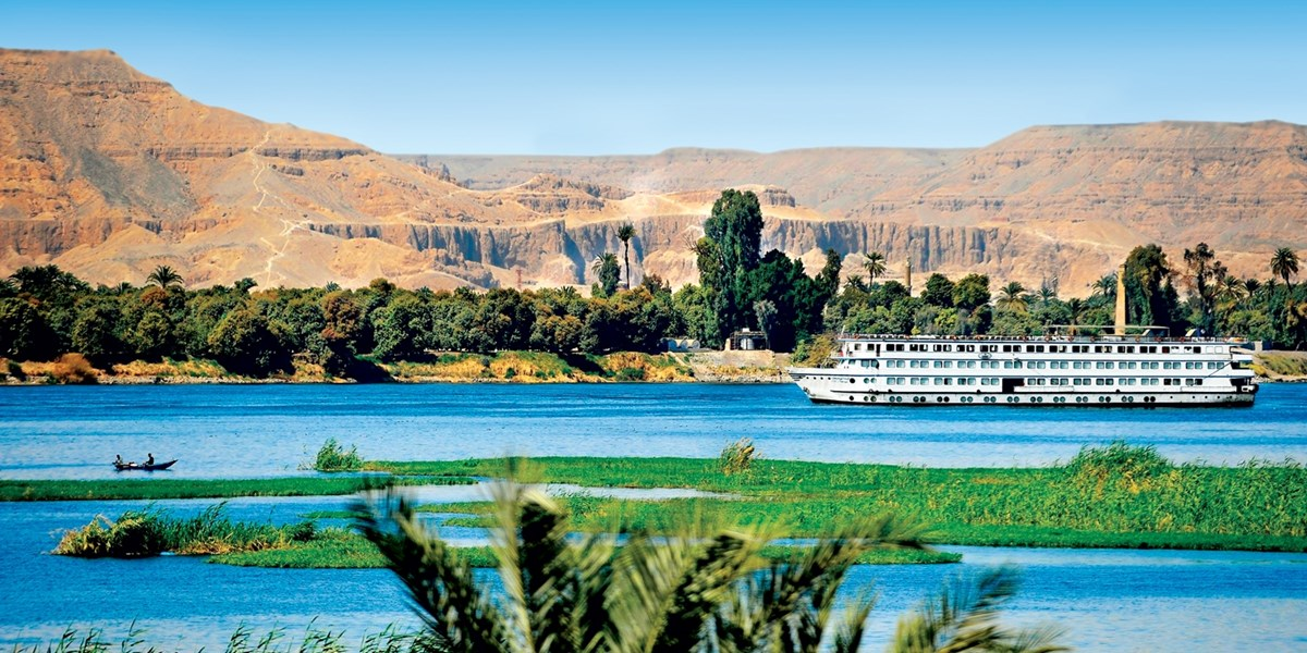 2 Wo. Ägypten: Nilkreuzfahrt & Strandhotel, -60%