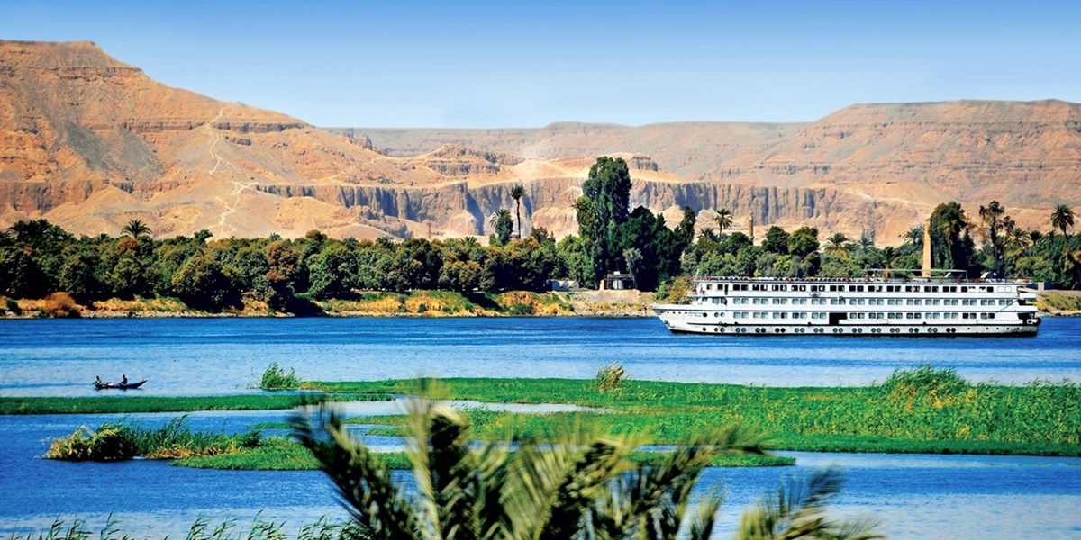 2 Wochen Ägypten: 5*-Hotel & Nilkreuzfahrt, -350 €