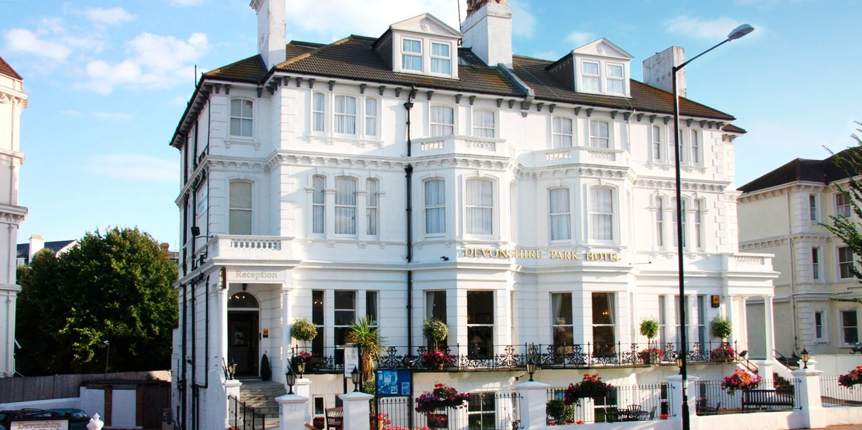 Eastbourne: Victorian hotel stay w/cream tea, 67% off