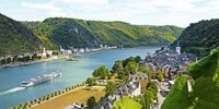 $1716 -- Summer River Cruise Along the Rhine, Reg. $3431