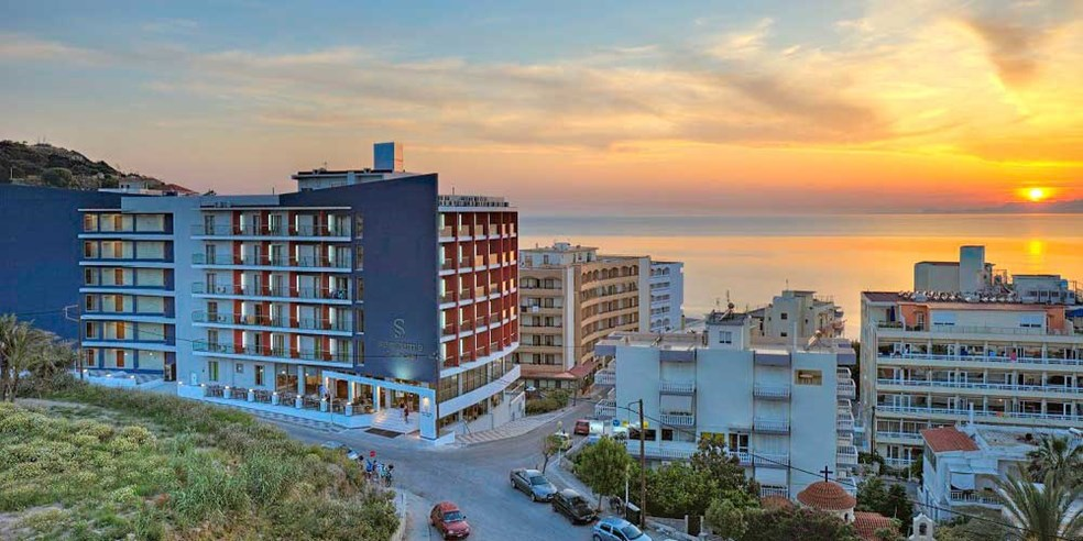 Rhodos Stadt 4 Hotel Mit Halbpension Flug Travelzoo
