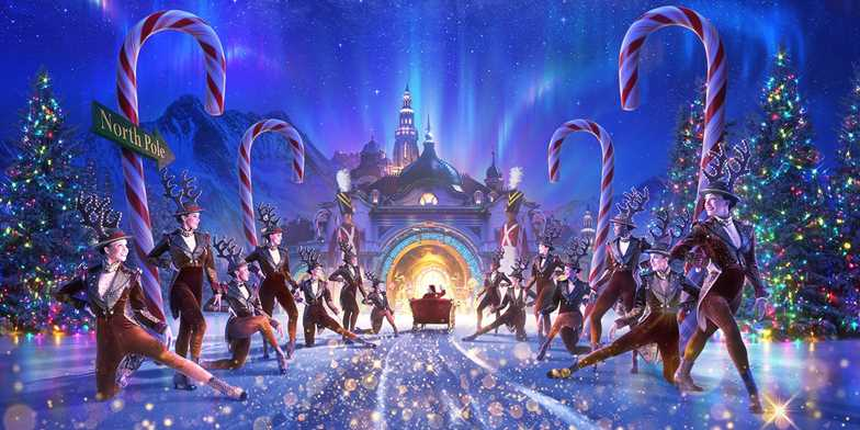 Rockettes Christmas Show.See The Rockettes In Christmas Spectacular Travelzoo