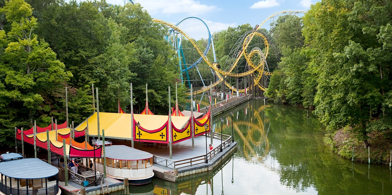 Busch Gardens Williamsburg: Single-Day Admission, Reg. $90 | Travelzoo