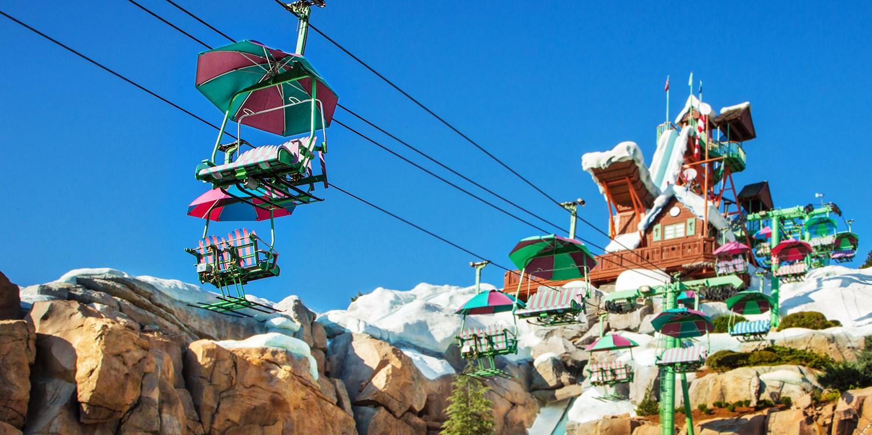 Disney S Blizzard Beach Water Park Admission Travelzoo