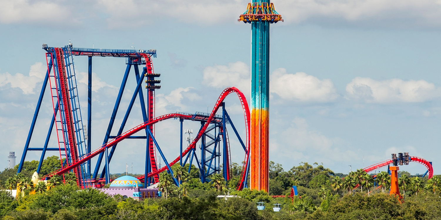 Busch Gardens Tampa Bay: Single Day Admission