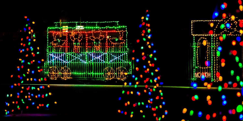 $20 – Drive-Thru Holiday Lights at Las Vegas Motor Speedway ...